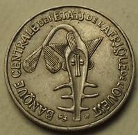 2000 - Afrique De L'Ouest - West African States - 50 FRANCS, BCEAO, F.A.O., KM 6 - Monnaies