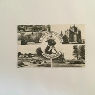 DUNFERMLINE 1962 Multiview B/W Valentines Brand - Fife