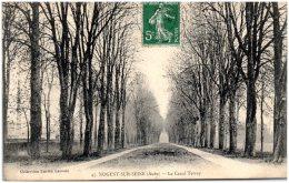 10 NOGENT-sur-SEINE - Le Canal Terray   (Recto/Verso) - Nogent-sur-Seine