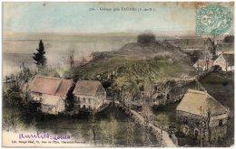 63 Grange Près TAUVES   (Recto/Verso) - France