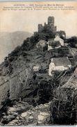 12 - Imposantes Ruines Du Château VALLON - Autres Communes