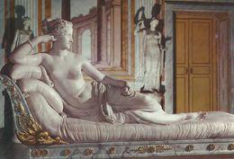Roma - Galleria Borghese.  Sala I. Paoline Borghese.   Italy  # 06941 - Museum