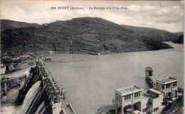 12 - PINET -- Le Barrage Et La Prise D'eau - Autres Communes