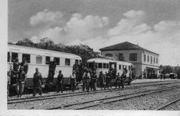ASMARA  , Etiopia , Stazione  Ferroviaria  , Treno - Ethiopia