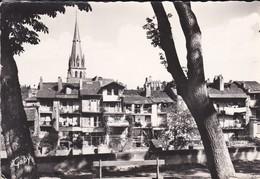 15----AURILLAC--vieilles Maisons L'église St-gerau Et Le Château Saint-etienne--voir 2 Scans - Aurillac