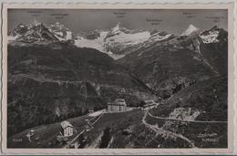 Zermatt - Riffelalp - Photo: Perrochet No. 10003 - VS Valais