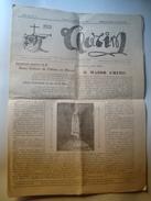O CLARIM. SEMANARIO CATOLICO. DOMINGO, 21 DE MAIO DE 1950 - MACAU, 1950. 12 PAGES. PORTUGUESE TEXT. - Historische Dokumente