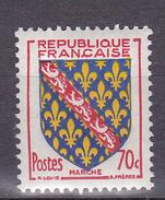 N° 1045  Armoiries De Province: Marche: 1Timbre Neuf Sans Charnière - Nuevos