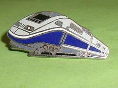 Pin's / Trains / TGV :   TGV ( Verso TGV)  TB2p - TGV