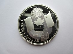 Canada, 1 Dollar, 2005 National Flag - Canada