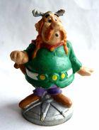 FIGURINE ASTERIX BULLY 1990 ABRARACOURSIX (2) - Asterix & Obelix