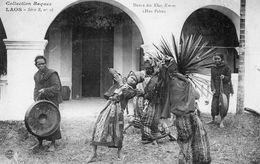 77Aa   Laos Danse Des Khas Kmeus Hua Pahn En TBE - Laos
