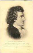 Johan Wolfgang Goethe, Poète - Célébrités