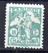 Viñeta   Nº 5  Chauchina. - Verschlussmarken Bürgerkrieg