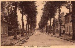 V11269 Cpa 76 Yvetot - Boulevard Du Havre - Yvetot