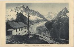 74 - Chamonix - La Flégère Et Mer De Glace - Chamonix-Mont-Blanc