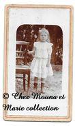 MARIE CHARVET FUNA EPICERIE - CDV PHOTO - Personnes Identifiées