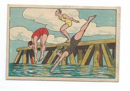 CHROMO ... NATATION - Trade Cards
