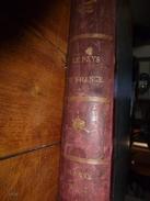1914-15  Importante Reliure De 41 Revues LE PAYS DE FRANCE (aperçu Concernant La Belgique) - Magazines & Papers