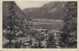 Austria - 4830 Hallstatt - Von Der Lahn Um 1957 - Hallstatt