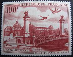 LOT DF/150 - 1949 - POSTE AERIENNE - N°28 - Poste Aérienne