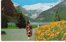 The Piper At Chateau Lake Louise, Alberta, Banff National Park Canadian Rockies - Lake Louise
