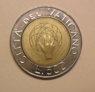 500 LIRE DEL VATICANO 1983 DI GIOVANNI PAOLO II° - - Vaticano