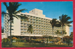 AK PUERTO RICO 'San Juan' ~ Stempel 1960 - Ansichtskarten