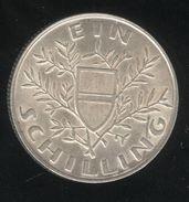 1 Schilling Autriche / Austria 1924 TTB+ - Lot (2) - Autriche