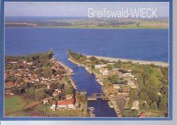 Greifswald -Wieck - Gesamtansicht    **4846-40** - Greifswald