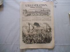 L'ILLUSTRATION JOURNAL UNIVERSEL N°299 18 NOVEMBRE 1848 LECTURE DE LA CONSTITUTION LE 12 NOVEMBRE 1848 - Livres, BD, Revues