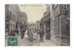 CPA DPT 55 - SAINT-MIHIEL - RUE RASSES DES FOSSES - Saint Mihiel
