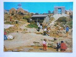 Postcard Gold Panning At Sovereign Hill Ballarat Victoria By Rose Stereograph Co My Ref B21537 - Ballarat