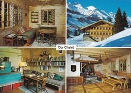 CHALET MONDIAL DES ECLAIREUSES /ADELBODEN/SUISSE (dil264) - Svizzera