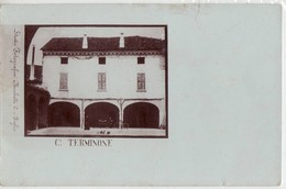0932 CASA TERMINONE STUDIO FOTOGRAFICO MUCHETTI - Italie