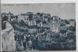 RODI GARGANICO : BORGO S. GIACOMO    (^)(^)(^) - Italie