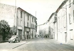 83.FORCALQUEIRET.avenue De La Libération.Centre Commerciale.n°348J.CPSM - Altri Comuni