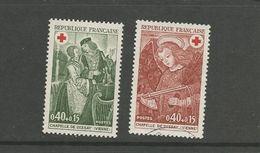 FRANCE COLLECTION  LOT  No 2 3 5 9 1       CROIX ROUGE - Sammlungen