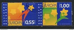Europa CEPT Bulgarie - Bulgarien - Bulgaria 2006 Y&T N°4094b à 4095b - Michel N°4747C à 4748C (o) - 2006