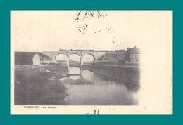 REPRODUCTION 62 Wimereux Le Viaduc ( Train, Locomotive ) - France