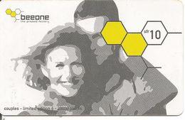 CARTEç-PREPAYEE-SUISSE-10 SFR- BEEONE- 06/2003-COUPLES-20000Ex-TBE-S - Schweiz