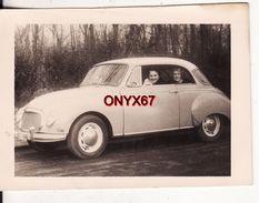 PHOTO 9 X 6,5 Cms - AUTO-VOITURE-AUTOMOBILE Marque ? A SITUER A LOCALISER - Cars