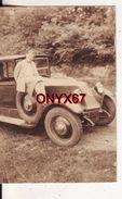 PHOTO 9 X 6 Cms - AUTO-VOITURE-AUTOMOBILE RENAULT NN - Cars