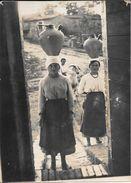 MARCHIGIANA CHE TORNANO DALLA FONTANA PHOTO EX ARCHIVO REVISTA CARAS Y CARETAS BUENOS AIRES AÑO 1920 L'ARGENTINE - Luoghi