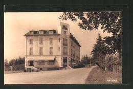 CPA Vittel, Hotel Des Colonies - France
