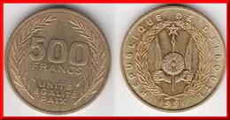**** DJIBOUTI - 500 FRANCS 1991 **** EN ACHAT IMMEDIAT !!! - Djibouti