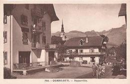 346 COMBLOUX BASSEVILLE - Combloux