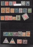 Nicaragua - Assortment Of Stamps - Nicaragua