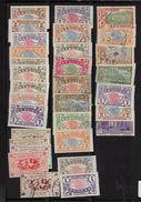 Reunion  - Assortment Of Stamps - Ohne Zuordnung