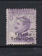 Venezia Giulia N59 1918 Italian Stamps Overprinted 50c Violet Used - 8. WW I Occupation